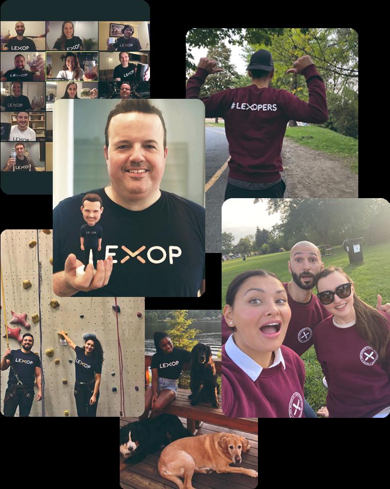 Lexop | Being a Lexoper